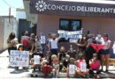 El grupo Amparo marchó para exigir que se cumpla la ordenanza de castraciones