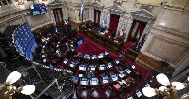 El Senado aprobó el aporte solidario y extraordinario de las grandes fortunas