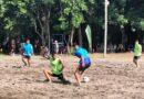 Exitosa experiencia piloto del fútbol playa en la Isla 92