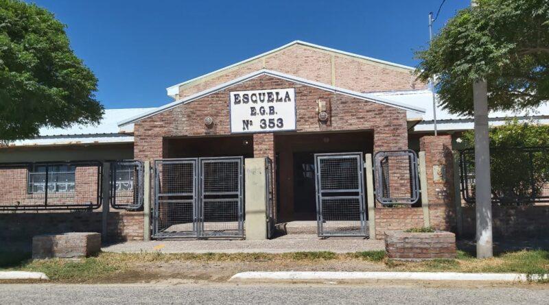 Escuela 353 CEAER Luis Beltrán