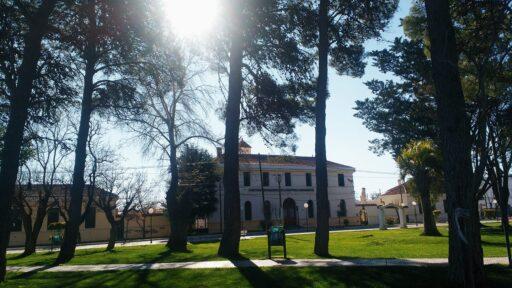 Plaza Santa Genoveva - Lamarque