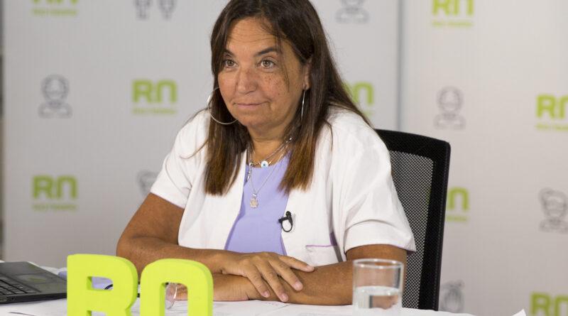 Mercedes Ibero: «Vemos qua la curva provincial está subiendo»