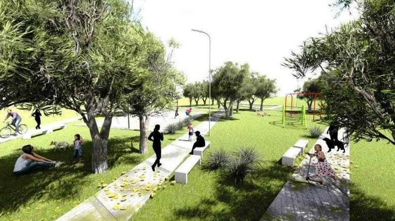 Río Colorado: El Barrio Esperanza tendrá un nuevo espacio público