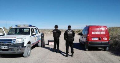 Desactivan una granada encontrada en cercanías a San Antonio Oeste