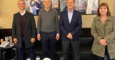 «Tortoriello va a ser un gran diputado», aseguró Juan Martín luego del encuentro con Mauricio Macri