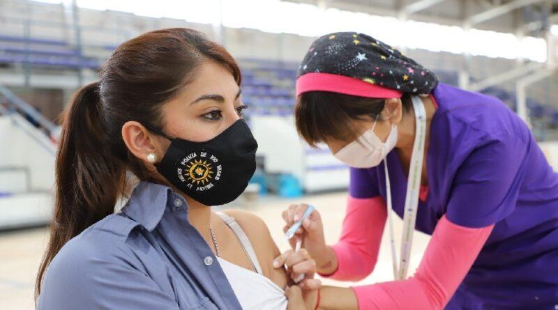Ya fue vacunado el 86,5% del personal estratégico contra el coronavirus