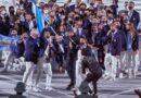 «Esta es la banda más loca que hay», Argentina desfiló en la ceremonia inaugural de Tokio