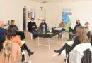 Reunión de trabajo del Gobierno Provincial y el ENDEVAM en Choele Choel