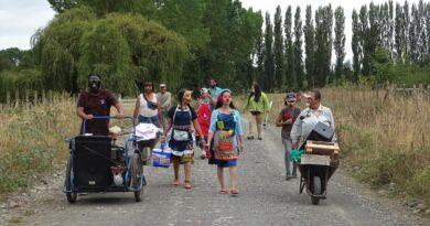 Proyecto Maile del Monte, un espacio rural donde el Teatro se expresa en el cotidiano