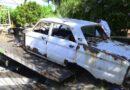 ¿Qué hace el Municipio de Choele Choel con los autos abandonados en la vía pública?