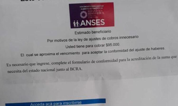 Anses advierte: cartas documento falsas, una nueva modalidad de estafa