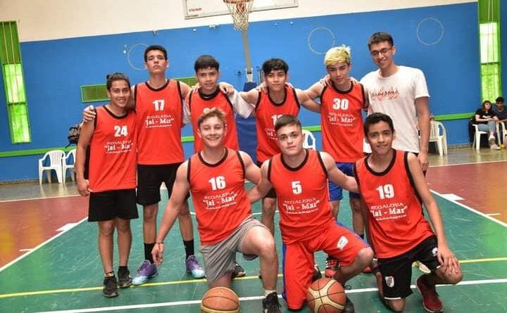 Se desarrolló encuentro regional de básquet entre Lamarque, Luis Beltrán y Choele Choel